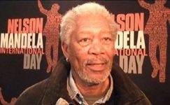 Video: Freeman on Mandela Day