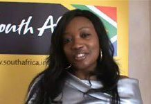 Sophie Ndaba backs the Class of 2010