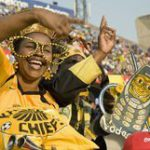 Kaizer Chiefs: every match a festival