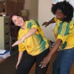 Football Friday at SchoolNet SA