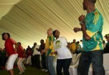 Everybody was Dis-ki Dancing!
