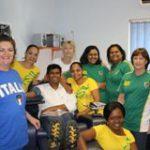 Blood Service joins Football Fridays