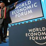 Showcasing South Africa at Davos