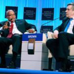 Call for African integration at Davos