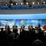 Leaders ponder the future at Davos