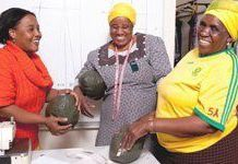 Rugby sewing initiative kicks off