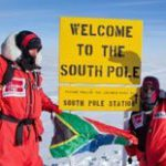South African team reaches South Pole