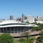 COP 17 venue shows off its 'green' side