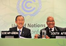 Ban welcomes Durban climate deal