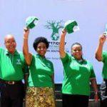Molewa hails 'precedent setting' COP 17