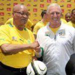 Bafana coach confident ahead of Afcon