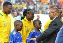 Afcon 2013: 'don't give up on Bafana'