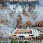 Africa's beat opens Afcon 2013