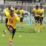 Bafana keen to 'step up' in Durban