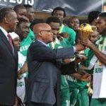 Nigeria's Super Eagles soar to Afcon title