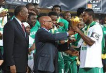 Nigeria's Super Eagles soar to Afcon title