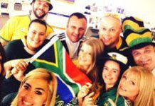 SA's true colours show on Freedom Friday