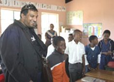 Rajah to promote children's rights