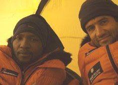 SA duo make South Pole history