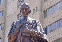 Joburg unveils Gandhi statue