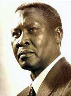 The legacy of Albert Luthuli