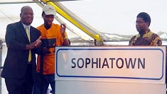 Sophiatown again