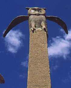 Owl House: recluse's masterpiece