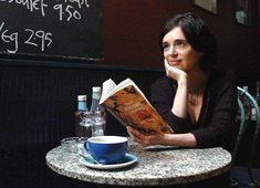 SA waitress a Whitbread nominee