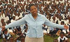 Oprah's African dream realised
