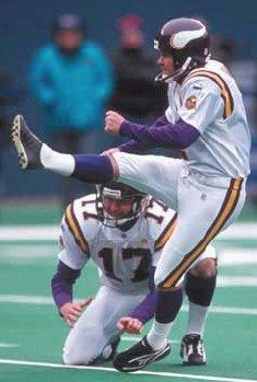 SA's footnote in NFL history