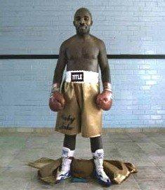 Baby Jake: SA's boxing giant