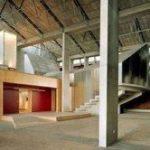 Museum that bridges past
