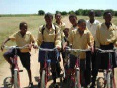 Wheels for rural school kids