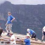 Ireland's SA housing volunteers