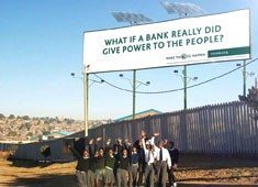 Solar-powered ad fires up Cannes