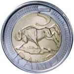South Africa's new R5 coin