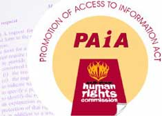 Access to information guide