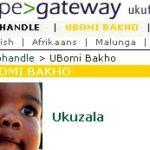W Cape's trilingual govt gateway
