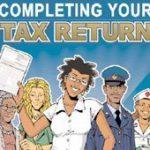 Tax returns via the internet