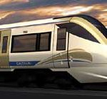 SA's high-speed train on track