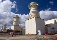 SA launches new power plants