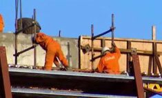 Support for small contractors