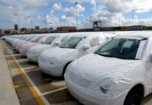 Ford secures Africa export contract