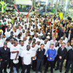 Nissan Diesel opens new facility