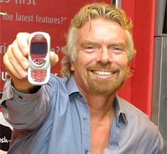 Virgin Mobile targets South Africa