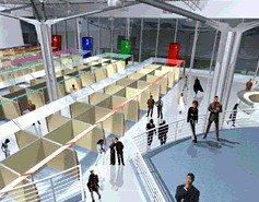 Trade centre for Joburg airport