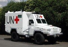 SA armoured vehicles a hit abroad