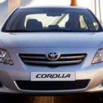 'Made in SA' Corollas for export