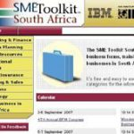 The South African SME toolkit