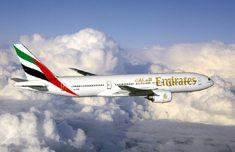 Emirates increases SA flights